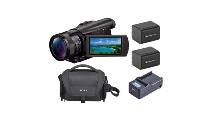 Picture of a Camcorder Rental Kit