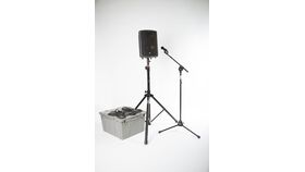 Image of a PA System - Cpmplete