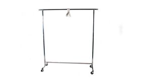 "Image of a 5"" W Square Bar Coat Racks"