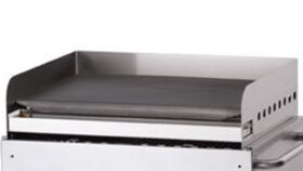 Image of a 2' x 4' BBQ Griddle