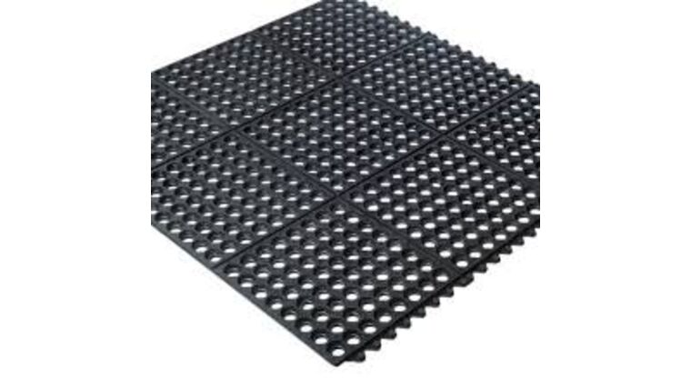 Picture of a Rubber Slip Resistance - Anti Fatigue Mats