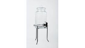 Image of a Beverage Dispenser - 1 Gallon Glass