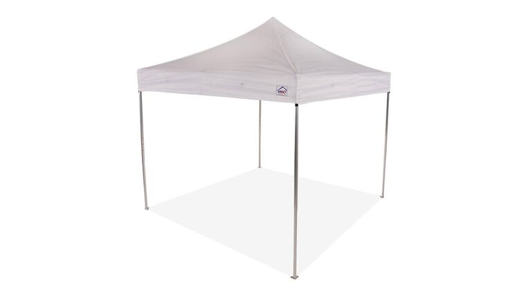 Picture of a 10' x 10' Polyester' White 1-Piece Tops