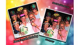 OPTIONAL Photo Booth - Digital Solid Backdrop or Green Screen image
