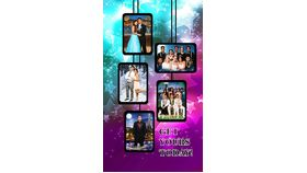 Image of a OPTIONAL Light Up 4x6 LED Photo Holder lanyard FAVOR (Not currently in your quote)