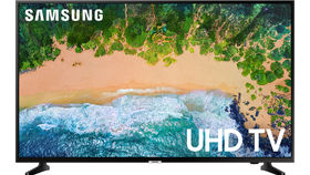 "Image of a Samsung UN55NU6900 4K LED Monitor 55"""