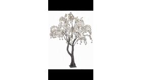 10'ft White Cherry Blossom Tree image