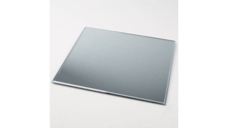 "Picture of a 16"" Square Mirror Plates"