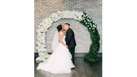 10ft Round Arch image