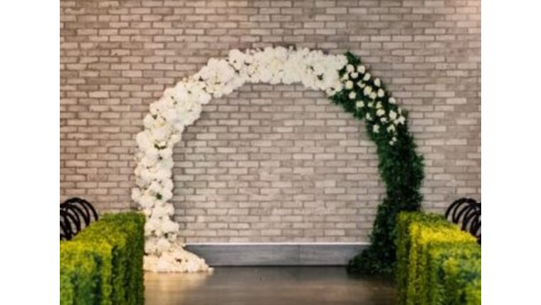 Picture of a 10ft Round Arch