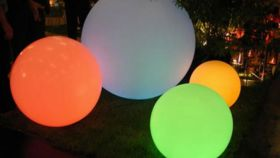 "Image of a 20"" Glow Orb / Sphere"