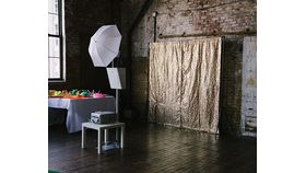 Image of a Basic Photo Booth Package
