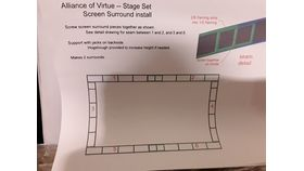 Image of a Alliance of Virtue Stage set