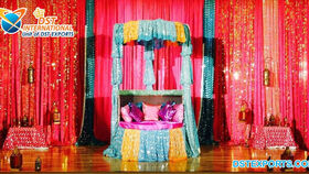 Image of a Mehandi and Sangeet Ceremony Package