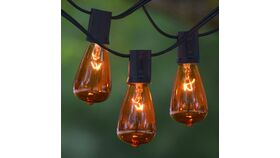 Image of a Amber String Lights Bistro