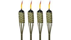 Image of a TIki Torch set of 4