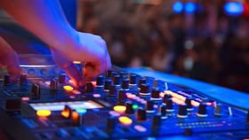 Image of a DJ Service Package