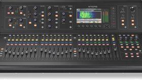 Image of a Digital Sound Board - Midas