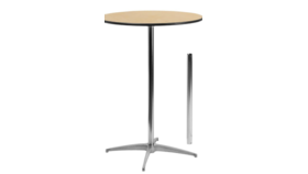 """Image of a 30"""" Cocktail Table """"Bar High"""""""
