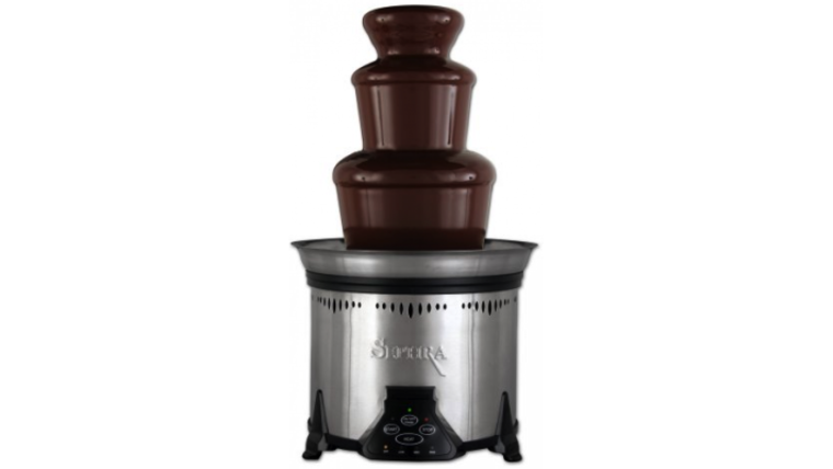 """Picture of a 19"""" Chocolate Fountain"""
