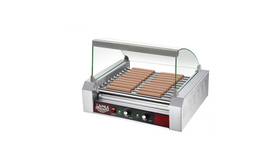 Image of a Hot Dog Roller