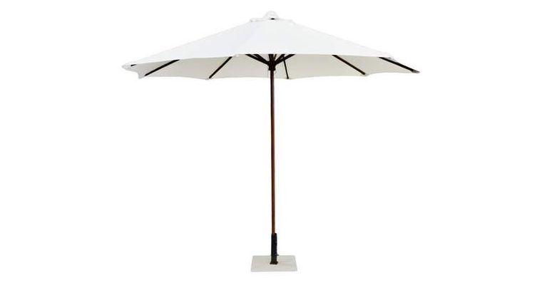 Picture of a Ivory Umbrellas