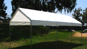 Image of a 10' x 30' Canopy