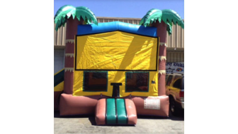Picture of a 13' x 13' Tropical Jumper
