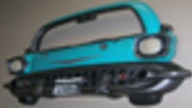 Image of a Retro Car Fronts