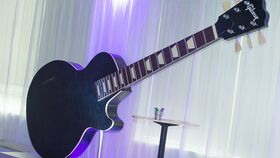 Image of a Autograph Guitar