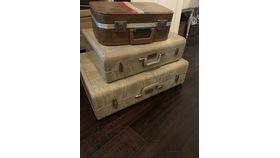 Image of a Medium Vintage Suitcase