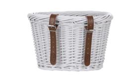 Image of a Basket - Wicker Bike