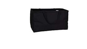 Image of a Black Tote Bag