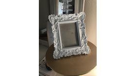 Image of a Frame - 5 X 7 Vintage White