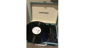 Image of a Record Player