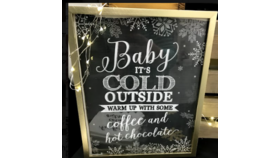 Image of a Baby It's Cold Outside