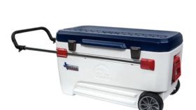 Image of a 110 Quart Cooler
