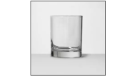 Image of a 14 oz. Short Glass