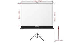 Image of a Projector Screen