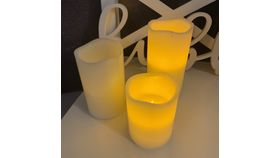 Image of a Battery Operated Lantern Set