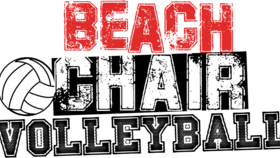 Image of a Beach Chair Volleyball