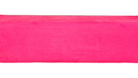 Image of a Minotti Straight Bench Slipcover - Hot Pink