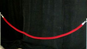 Image of a Red Velvet Rope