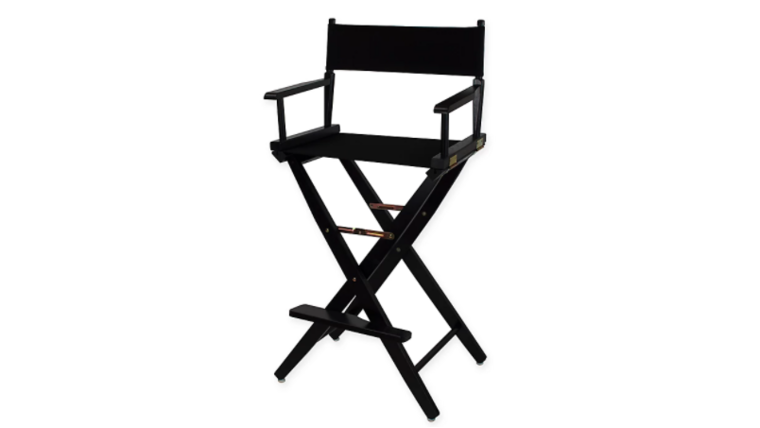 Picture of a Director Chair