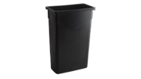 Image of a Slim Trash Can