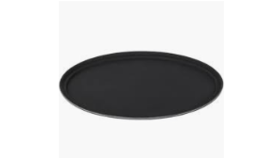 Image of a Tray Black