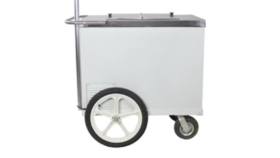 Image of a Ice Cream Cart