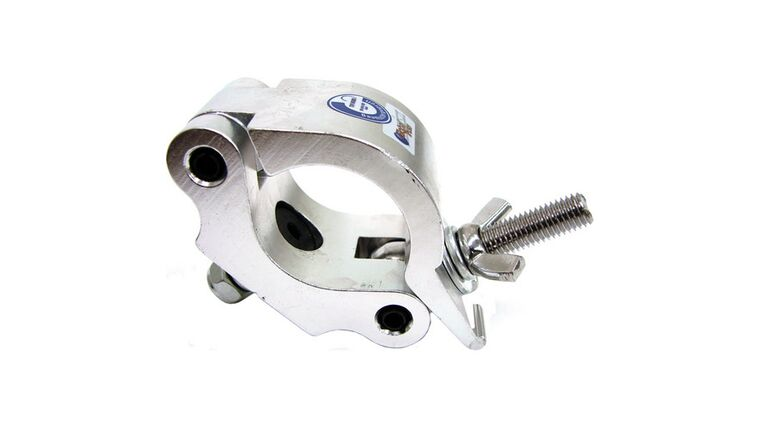 Picture of a Global Truss Heavy Duty Pro Clamp Silver
