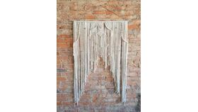 Image of a 3ft Macrame Arch