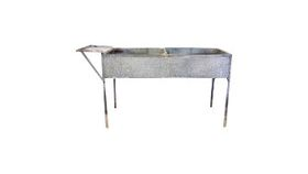 Image of a Del Galvanized Double Sink